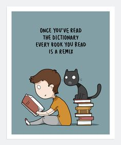 Every book is a remix