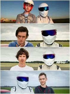 Top gear - they're doing it right.