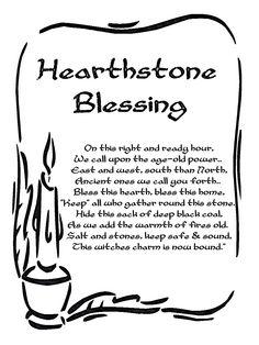 Hearthstone blessing