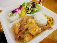 アラモアナで食べられる絶品ガーリック・シュリンプ! |JTBハワイ スタッフブログ