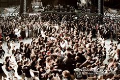 Heaven Shall Burn crowd Heavy Metal Bands, Band Photos, Festivals, Crowd, Heaven, Live, Concert, Awesome, Photography