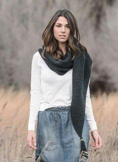 St Cloud Scarf   Advanced Beginner   Woolstok Yarn