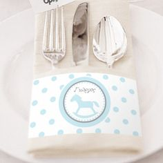 All you need for a Personalized Baptism A by letsdecorateonline