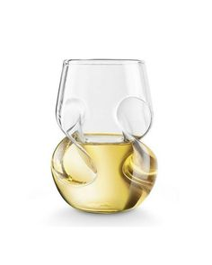 Conundrum Wine Glasses are perfect gifts are wine lovers, visually appealing, these wine glasses help to aerate wine to enhance its flavour.