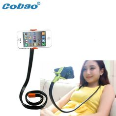 Funny Design Lazy Mobile Cellphone Smartphone Desk Holder Stand Mount Phone Accessories. Compatible iPhone Model: iPhone 4s,iphone 3G/3GS,iPhone 4,iPhone 5Brand Name: CobaoCharger: NoModel Number: LR05Compatible Brand: Apple iPhoneCar Holder: YesBicycle Holder: NoMaterial: PlasticHas Speaker: NoFlat tube section length: 91.5 cmClamp max width: 85mmBase stretch length: 5cm