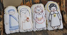 Tips and Resources The official tutorial on how to sew one of my pillow dolls is coming tomorrow… this part just has information and resou...