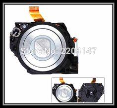 100% Origina Digital Camera for Sony DSC-W320 DSC-W330 DSC-W510 DSC-W530 DSC-W610 W320 W330 W510 W530 W610 Lens Zoom Unit Silver