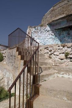 public space: Arranjament dels cims del Turó de la Rovira : Barcelona (España), 2011