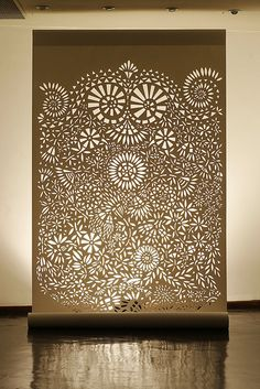 """Paper art by Analu Prestes """"At firs i straight draw on the paper after to make ready with varnish and i cut it by hand using a X-ACTO.This is like a meditation work! Kirigami, Paper Art, Paper Crafts, Cut Paper, Drawn Art, Modelos 3d, Artsy Fartsy, Book Art, Art Projects"""