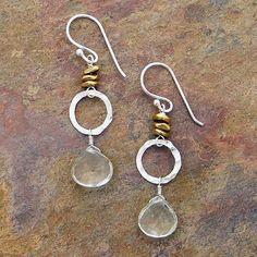 (http://www.elizabethplumbjewelry.com/dangling-green-amethyst-earrings/)