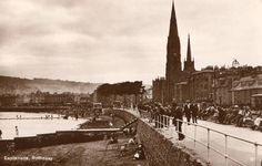 Rothesay's West Prom (no date).