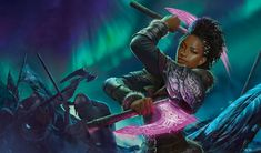 Black Characters, Dnd Characters, Fantasy Characters, Fantasy Character Design, Character Inspiration, Character Art, Character Ideas, Dark Fantasy, Fantasy Art