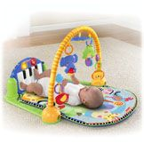 Infant Development, Developmental Toys At The Official Fisher Price Online Store Discover 'n Grow™ Kick & Play Piano Gym    $53.00