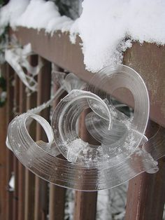 ice ribbons