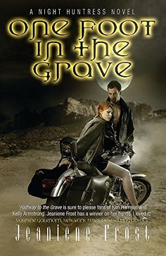 """Read """"One Foot in the Grave A Night Huntress Novel"""" by Jeaniene Frost available from Rakuten Kobo. Half-vampire Cat Crawfield is now Special Agent Cat Crawfield, working for the government to rid the world of the rogue . Teen Romance Books, Paranormal Romance Books, Jeaniene Frost, Believe, Pose, Survival, Comedy Quotes, Vampire, Funny Vines"""