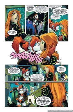 Harley Quinn Annual 01 (2014) ………………   View Comic