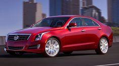 Der Cadillac ATs soll das Premium-Segment der Mittelklasse aufmischen. Extra für europäische Ansprüche wurde ein Vierzylinder von GM-Schwester Opel mit ins Programm aufgenommen.