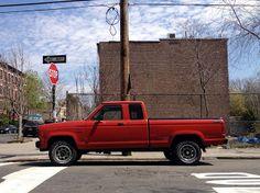 1987 Ford Ranger STX Supercab Ford Ranger Truck, Ranger 4x4, Ford Trucks, Pickup Trucks, Ford Girl, Street Photography, Dream Cars, Classic Cars, 1980s