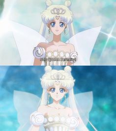SAILOR MOON CRYSTAL - Neo Queen Serenity by JackoWcastillo.deviantart.com on @DeviantArt