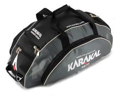 Karakal RB-75 Extra Large Racquet Bag by Karakal. $76.29. Keeping your rackets and equipment is almost as important as ensuring you get the upper hand on your opponent every time you step out on court!The Karakal RB-75 Extra Large Racket Bag can hold a minimum of 8 rackets and features a backpack system with padded shoulder strap that allows for easy carrying to and from the courts.The extra large central kit compartment has half covered in waterproof lining making it pe...