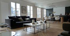 Entre tradition et modernité, Architecte d'intérieur Paris, Réalisation Agence Véronique Cotrel