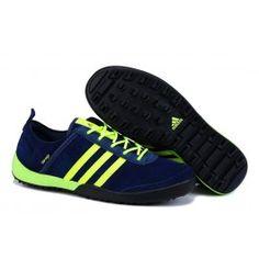 Købe Adidas Daroga Two Læder Mørkblå Grøn Unisex Skobutik   Nyeste Adidas Daroga Two Mesh Skobutik   Adidas Skobutik Til Salg   denmarksko.com