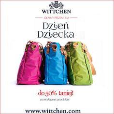 Od 27 maja marka WITTCHEN przygotowała wyjątkową promocję na Dzień Dziecka. Do 1 czerwca będzie można zakupić galanterię skórzaną, torebki oraz bagaż z 50% rabatem. Zapraszamy! #galeriamokotow #fashion #shopping #moda #zakupy #sale #Galmok #bags