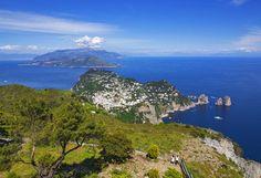 Hike Monte Solaro in Capri