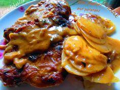Složenac sa svinjetinom, krumpirom i ljutikom :: Pork casserole with shallots and potatoes | Laka kuharica | Bloglovin'