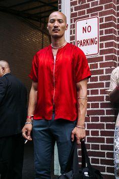 Street Style. New York. Photo by Kasheem Daniels. menswear mnswr mens style…