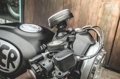 Ducati Scrambler by Zeus Custom 9