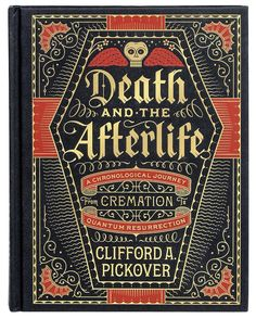 Last for the day cover for Death and the Afterlife. Link in profile. #typography #lettering #illustration #death by spencercharles