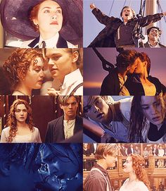 Jack and rose make a wonderful couple