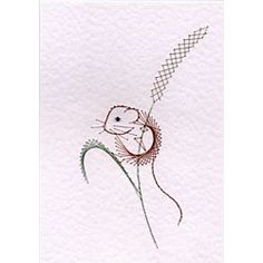 This stitch card pattern is from Form-A-Line, another favourite place to get patterns and this one is a FREE download :)