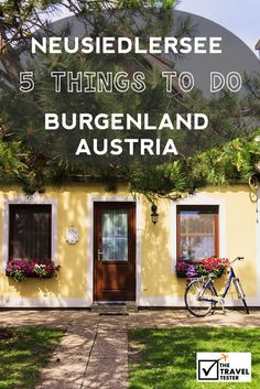 Some of the Best Wellness Hotels Austria has to offer can be found around Neusiedlersee in Burgenland, close to Vienna The Travel Tester explores! Stuff To Do, Things To Do, Perfect Date, Homeland, Vienna, Hungary, Resorts, Austria, Places Ive Been