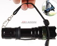 TL-Q7 Rechargeable bright flashlight with clip  http://www.anladdin.com/tl-q7-rechargeable-bright-flashlight-with-clip.html