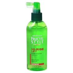 Amazon.com : Garnier Fructis Style Hi-Rise Lift Weightless Root Lifter, Extreme, 5.1 Ounces (Pack of 3) : Beauty
