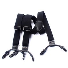 Find More Suspenders Information about Hot Sale Business Suspenders for Men Wedding Party Strap Black Color Braces for Women Gift Suspender Mens Wide Tirantes,High Quality suspender lingerie,China party tent gazebo canopy Suppliers, Cheap suspender clothing from Dotes Mall on Aliexpress.com