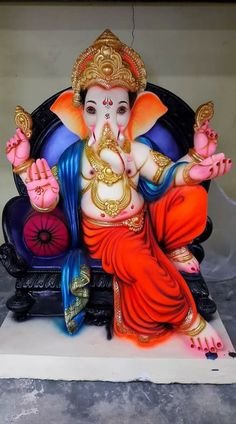 2019 good morning S. Jai Ganesh, Ganesh Lord, Ganesh Idol, Ganesh Statue, Shree Ganesh, Ganesha Art, Clay Ganesha, Ganesha Pictures, Ganesh Images