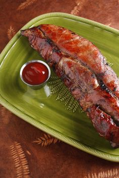 Rules for ribs Grillers should be familiar with cuts of pork before putting heat to the meat