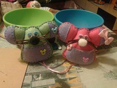 Ayudantes del ratoncito perez