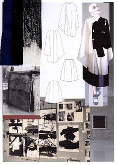 Fashion Sketchbook - fashion design development with research & fashion illustrations; fashion portfolio // Rachel Raheja