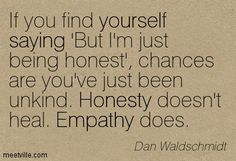 Sunday Quotes – Empathy | sunshine and chaos