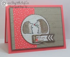 Stampin' Up! Love You Lots for Sunday Stamps – Stamp With Amy K