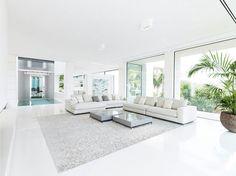 Large Windows Living Room