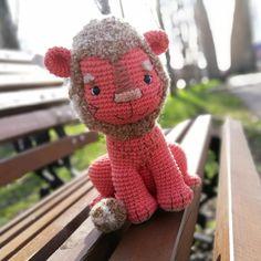 Crochet LION pattern, Amigurumi wild cat, lion cub, PDF tutorial in English Crochet Animal Patterns, Crochet Doll Pattern, Stuffed Animal Patterns, Crochet Patterns Amigurumi, Knitting Patterns, Knitting Ideas, Crocheted Toys, Knitted Dolls, Crochet Dolls