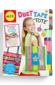 Alex® Toys Duct Tape Tote Kit available at #Nordstrom