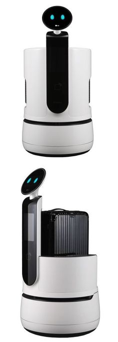 LG's smart home voice-assistant robot CLOi created a huge embarrassment for the South Korean giant at CES 2018 as it didn't respond at all. Smart Home Appliances, Smart Kitchen, Home Automation System, Smart Home Automation, Alexa Compatible Devices, Smart Home Design, Best Espresso Machine, Smart Robot, Homemade 3d Printer