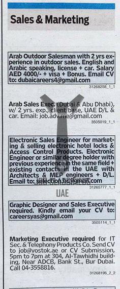 Sales Engineer And Autocad Draftsman Jobs In Qatar  Jobifyme