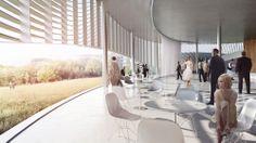 Galeria - BIG é selecionado para desenhar o Museu do Corpo Humano na França - 131
